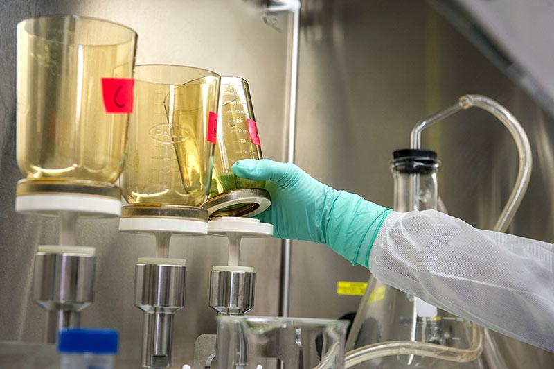 laboratorium jakości cannadoca