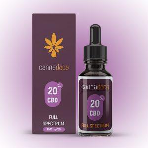 CBD oil Full Spectrum 20%